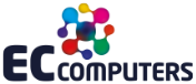 EC Computers Logo