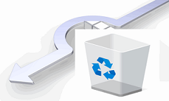 Bypass recycle bin windows 10