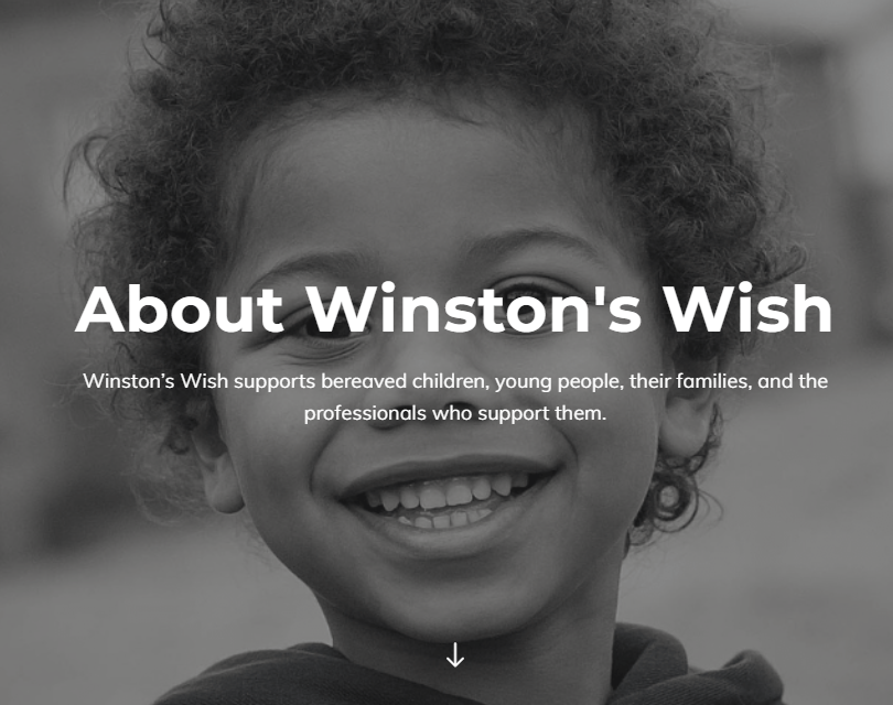 Winstons wish support